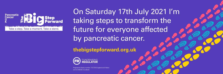 The Big Step Forward Fundraiser